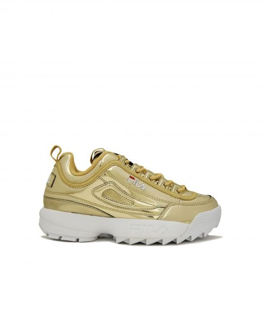 Fila Disruptor M Low (1010608.80C) Gold