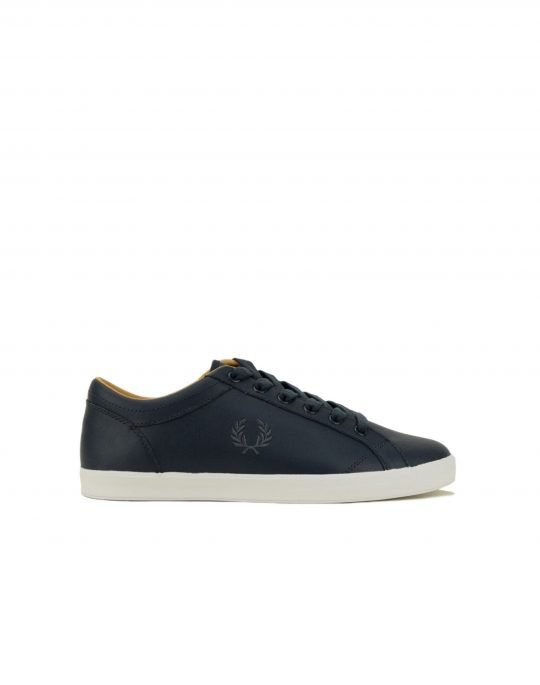 Fred Perry Baseline Leather (B3058 738) Dark Airforce