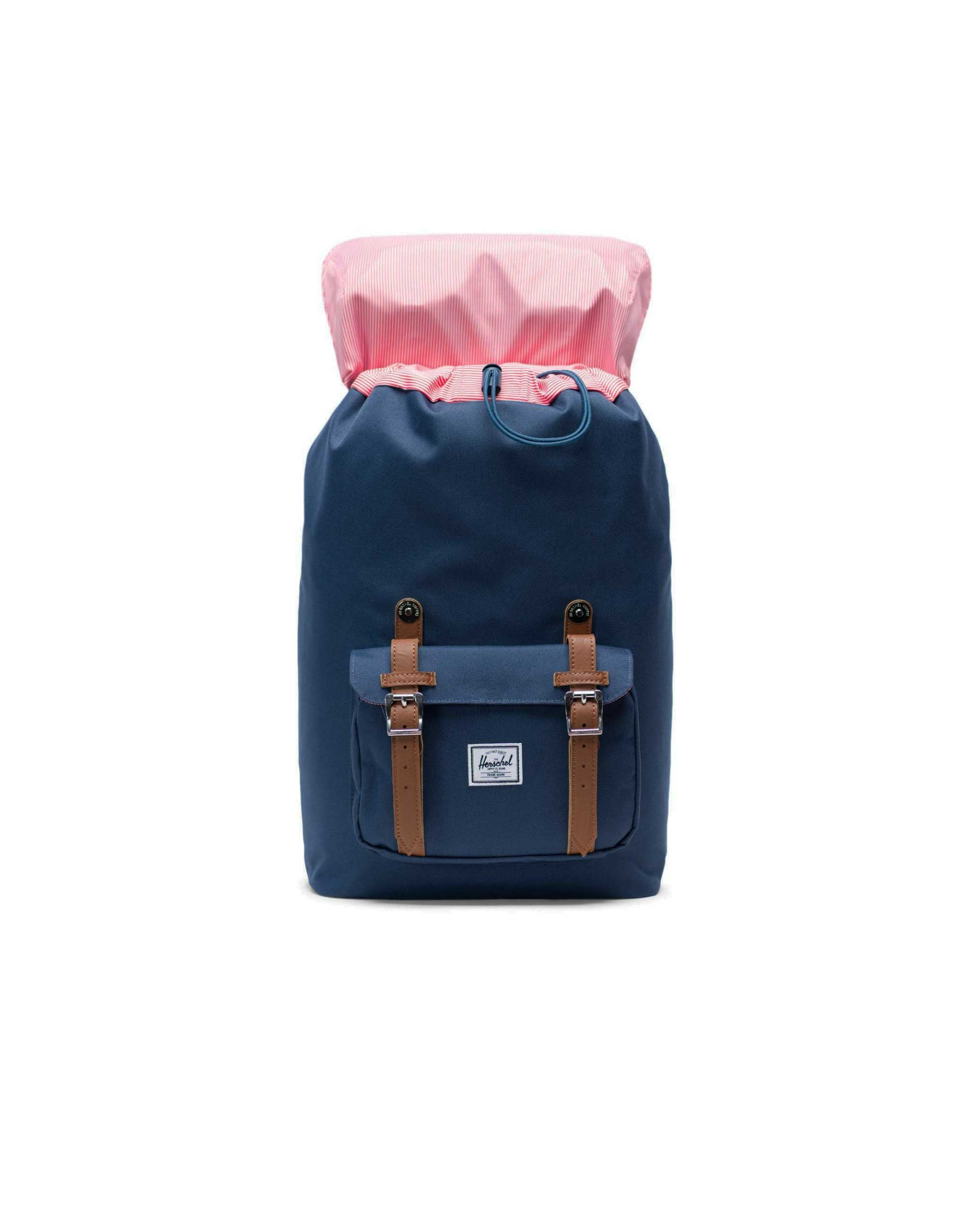 860f19203b4 Herschel Supply Co Little America Mid Volume 17L (10020-00007) Navy ...