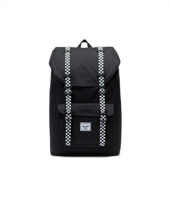 Herschel Supply Co Little America Mid Volume 17L (10020-02463) Black