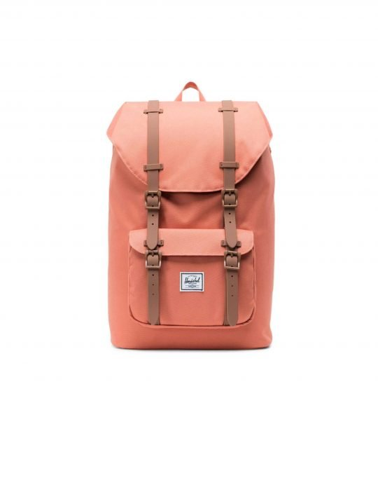 Herschel Supply Co Little America Mid-Volume 17L (10020-02464) Apricot Brandy