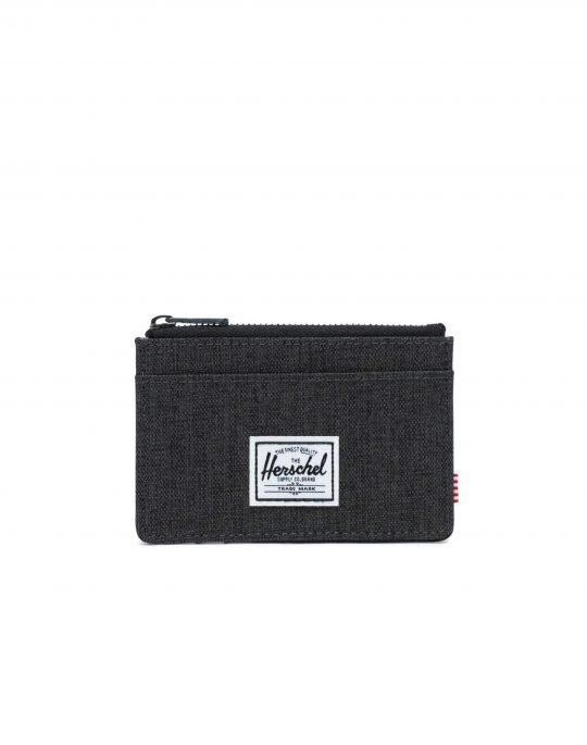 Herschel Supply Co Oscar RFID (10397-02090) Black Crosshatch