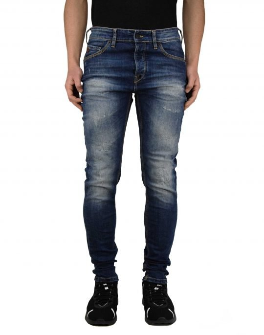 Staff Sapphire Tapered Slim (5-815.042.S2.041) Bleach Denim