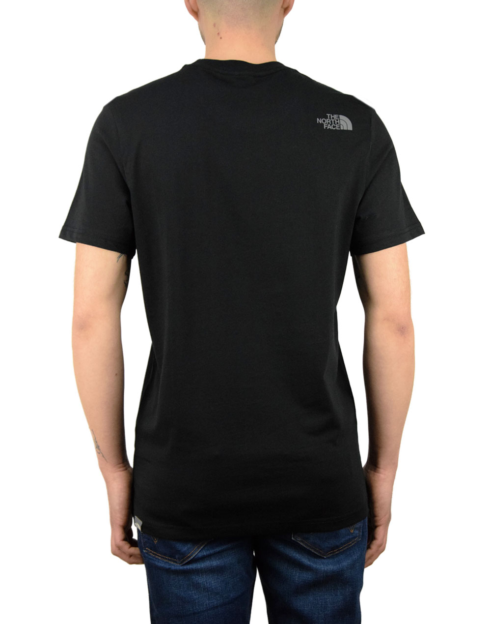 The North Face Easy Tee (NF0A2TX3JK31) Black