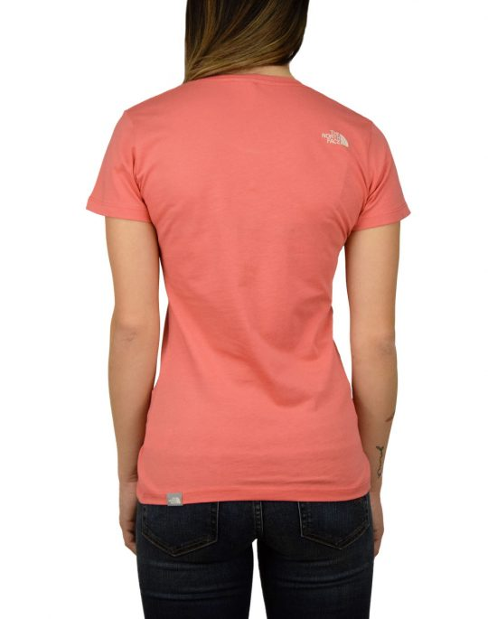 The North Face Easy Tee Spiced Coral (T0C256HEY)