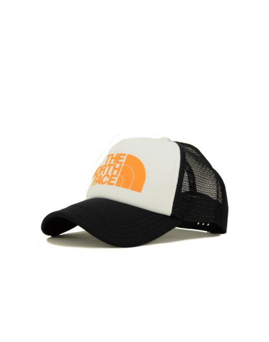 The North Face Logo Trucker White (T93FM3CY4)