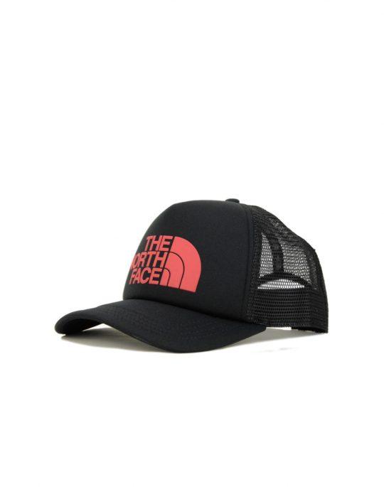 The North Face Logo Trucker Black (T93FM3KX9)