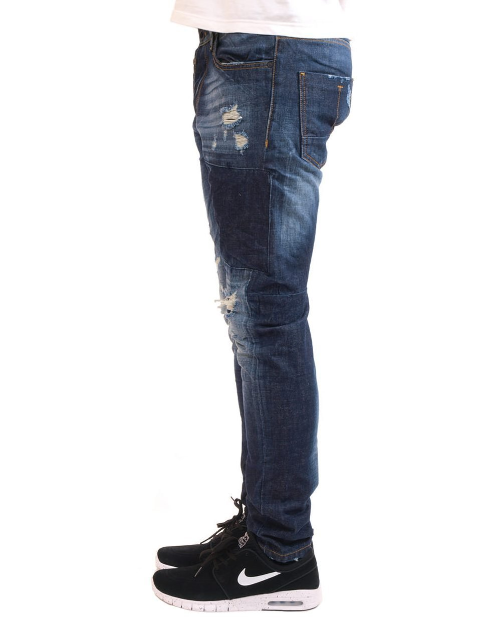 COVER BIKER 6541 DENIM