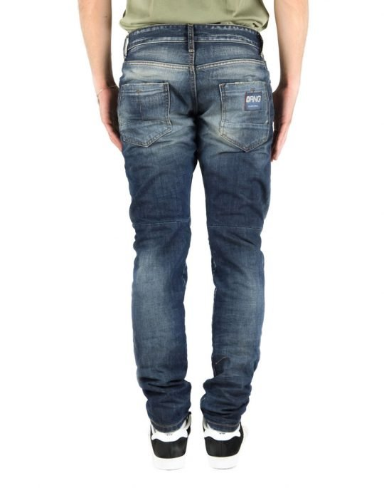 COVER BIKER 6241 DENIM