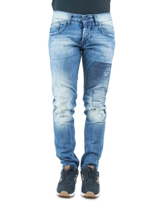 COVER SKINNY TOTAL 6243 DENIM