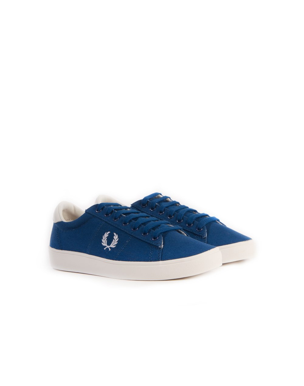 FRED PERRY SPENCER CANVAS B8285 ROYAL