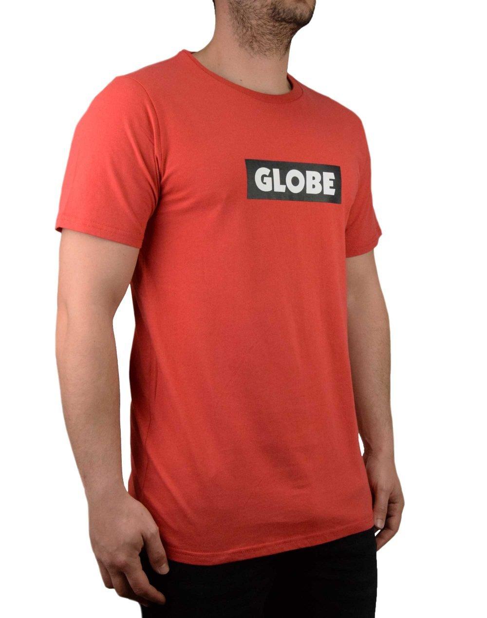 Globe Box Tee (GB017300002) Fire Red