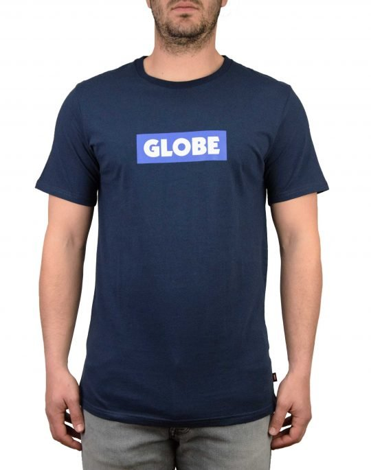 Globe Box Tee (GB01730002 ) Argon Blue