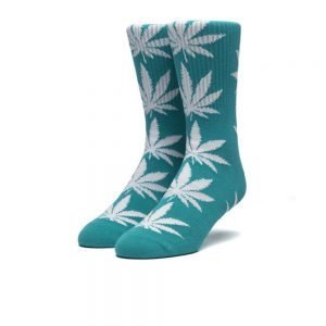 Huf Plantlife Socks (SK00298) Deep Jungle
