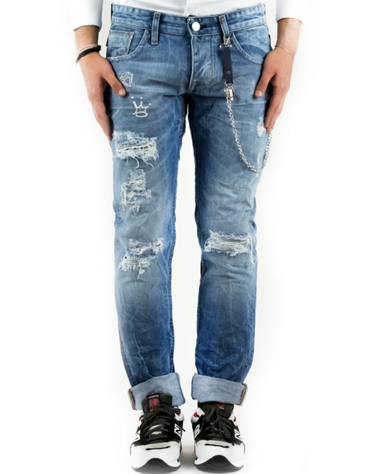 NEW DENIM 11182 DENIM PANTS