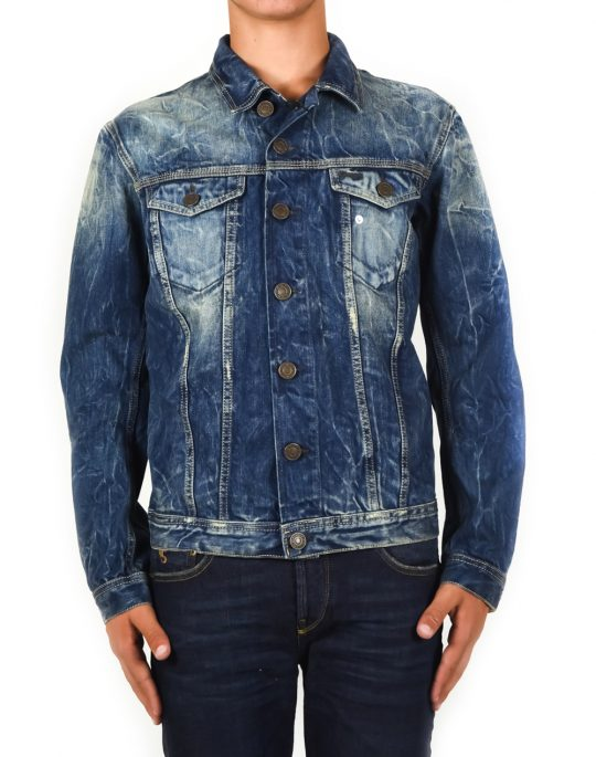 NEW DENIM JACKET 4838 DENIM