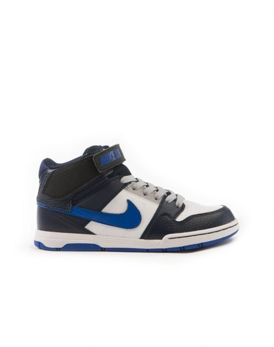 NIKE MOGAN MID 2 JR B 645025 144 WHITE ROYAL