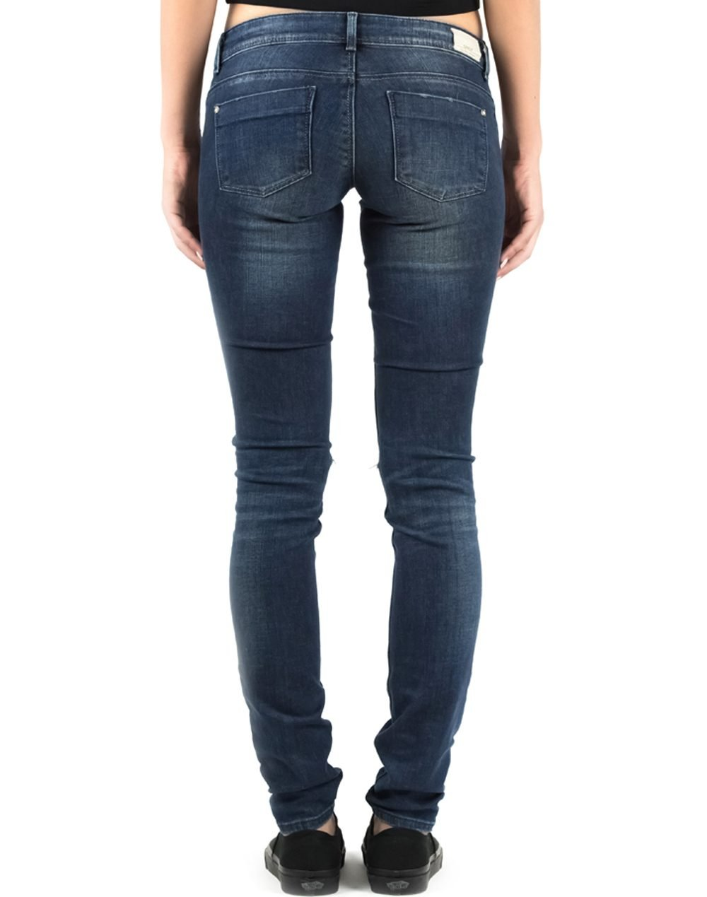 ONLY CORAL KNEEHOLE JEANS 15110325 DENIM