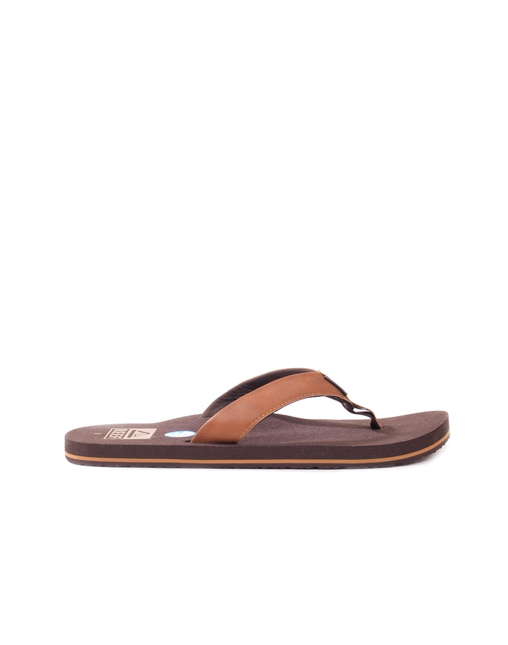 REEF TWINPIN RFBRO BROWN
