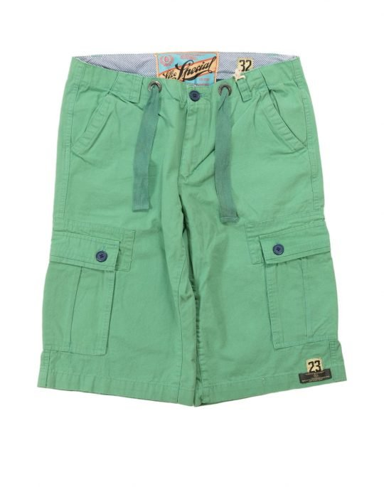 SUPER FLY CARGO SHORT 108121282751 GREEN
