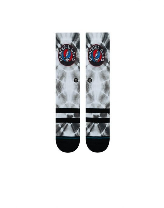 Stance Grateful Dye (M556A19GRA-BLK) Black