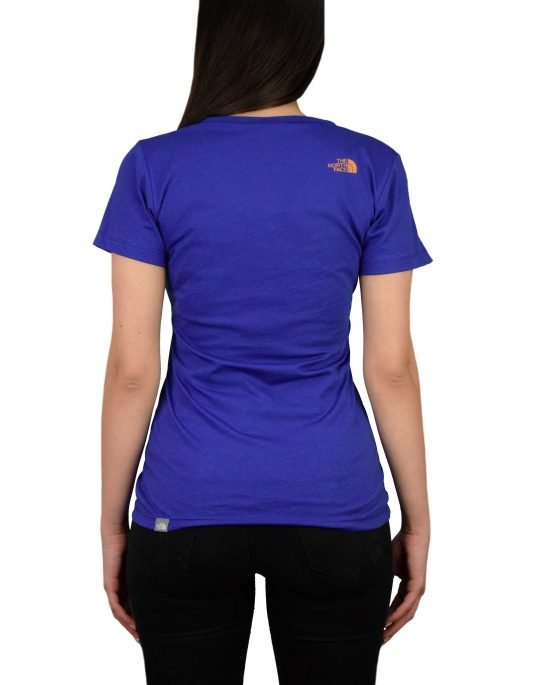 The North Face Simple Dom Tee (T0A3H6BPH) Lapis Blue