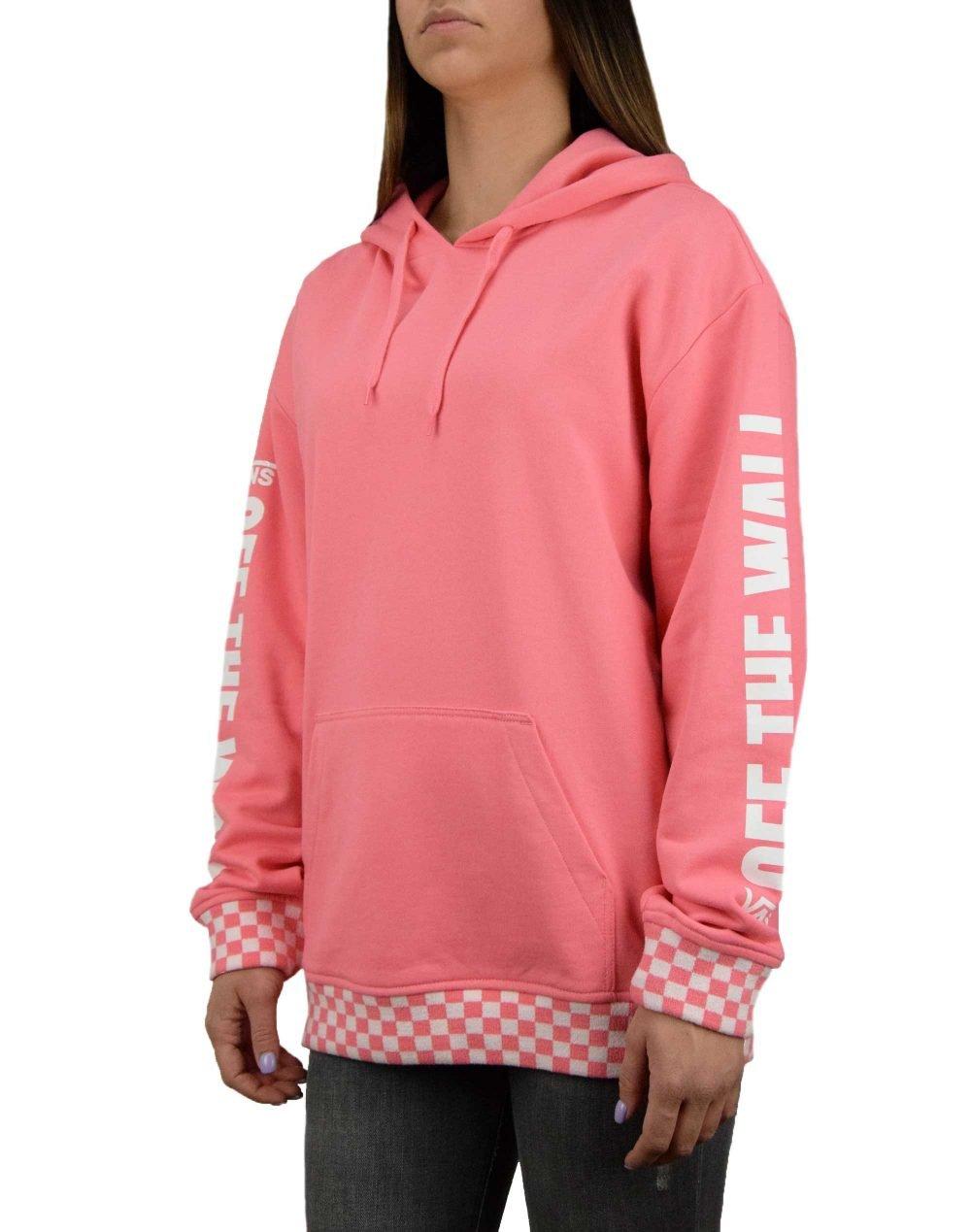 Vans Centrl Hoodie Strawberry Pink(VA4BGSUV6)