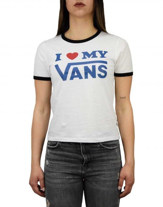 Vans Love Ringer (VA3ULDYB2) White