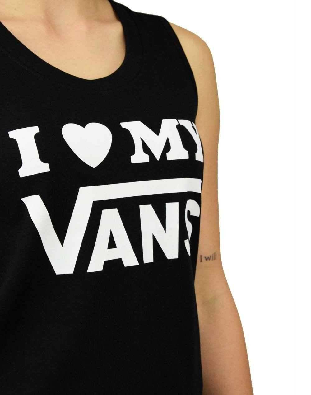 Vans Love (VA3UOZBLK) Black