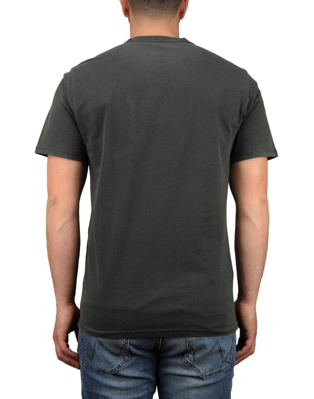 Volcom Oval Patch SS Pocket (A5211904) Black