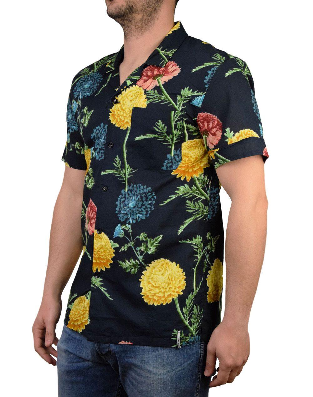 Anerkjendt Leo Shirt (9219047) Caviar
