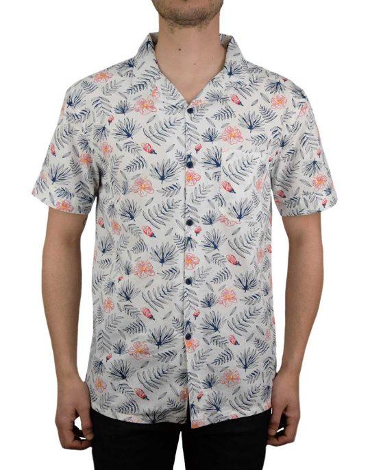 Anerkjendt Leo Shirt (9219060) White