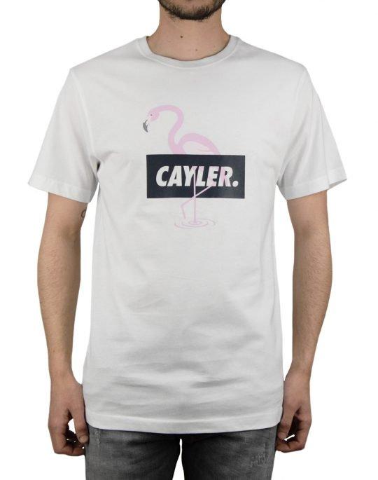 Cayler & Sons Camingo Tee (WL-SS19-AP-31) White