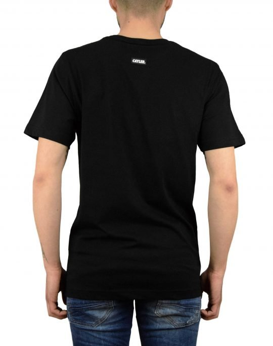 Cayler & Sons Posers Tee (WL-SS19-AP-36) Black/White
