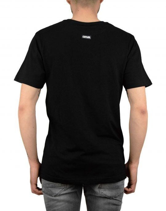 Cayler & Sons Power Tee (WL-SS19-AP-44) Black