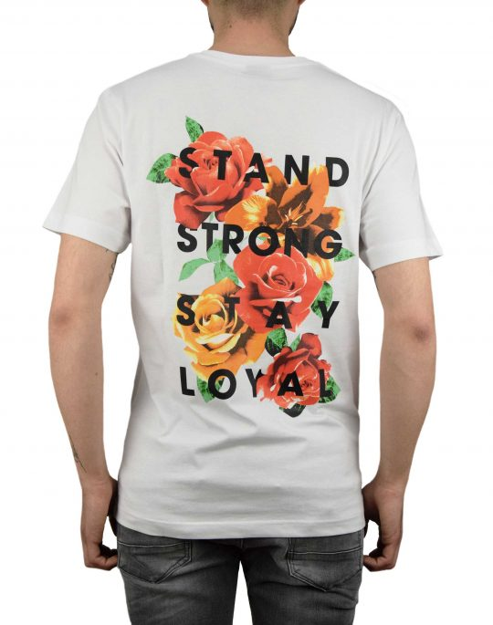 Cayler & Sons Stand Strong Tee (WL-SS19-AP-32) White