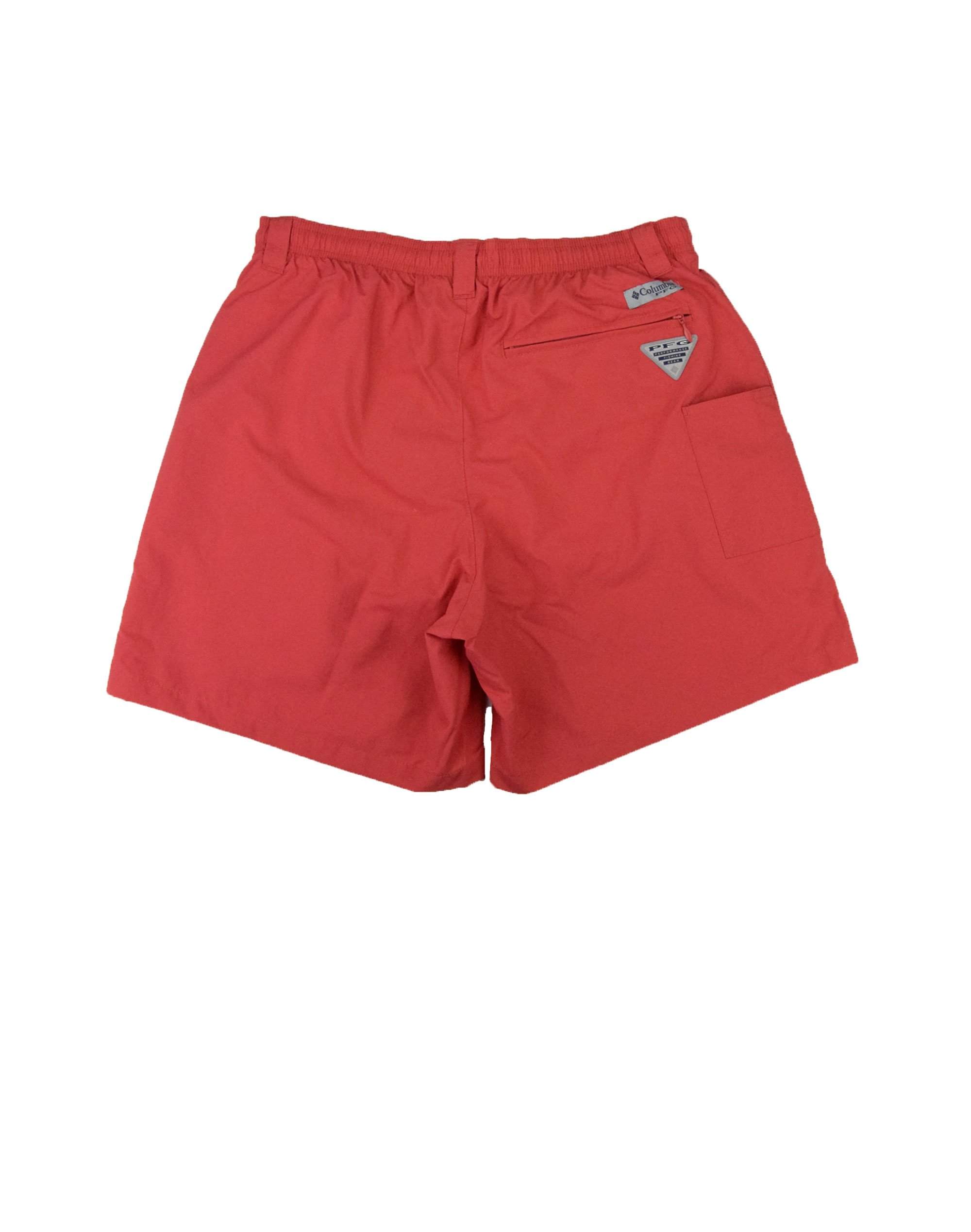 Columbia Backcast III Water Short (FM4009-683) Red