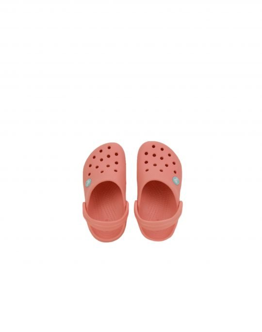 Crocs Crocband Clog Kids (204537-7H5) Melon/Ice Blue