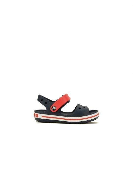 Crocs Crocband Sandal Kids (12856-485) Navy/Red