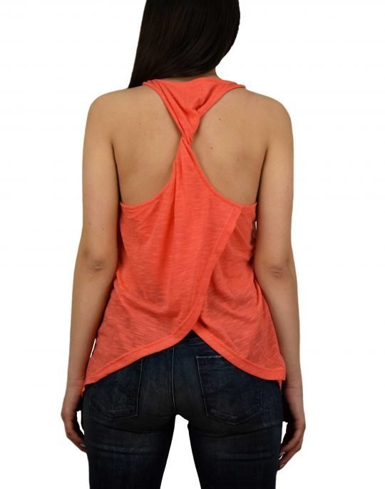 Ellesse Tranquillo Vest Top (SRA06402) Orange