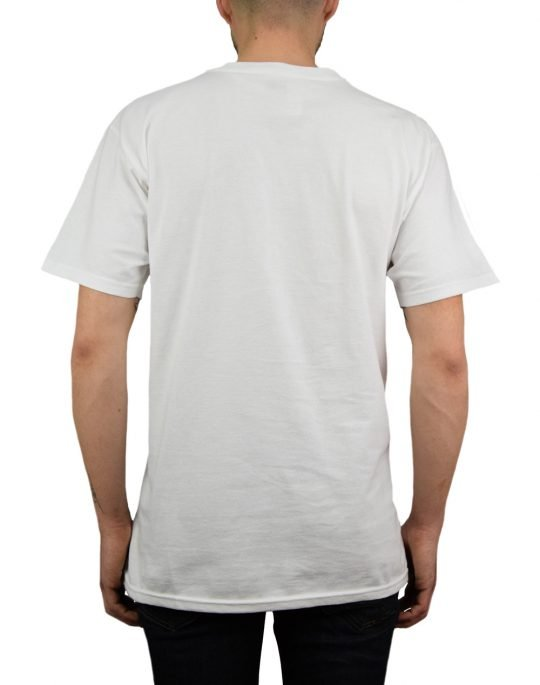 Huf Essentials OG Logo Tee (TS00508) White