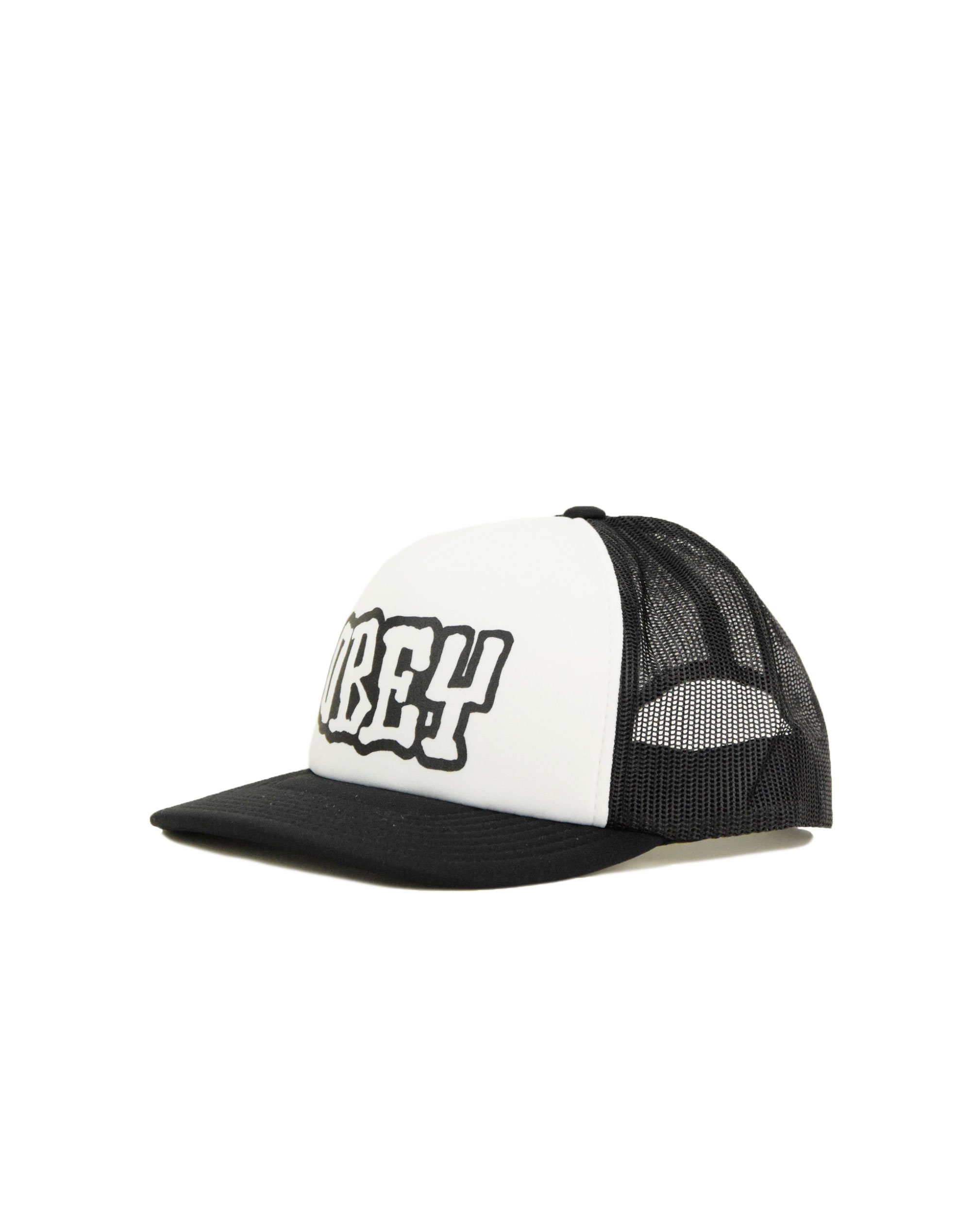 Obey Loot Trucker Hat (100500021-BLK) Black
