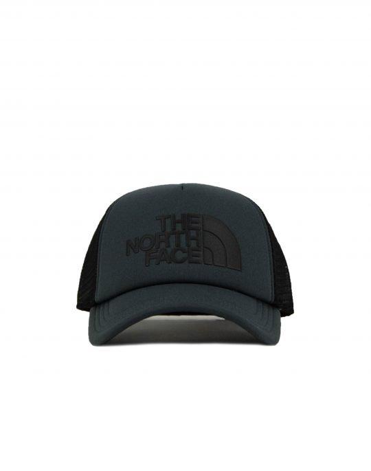 The North Face Logo Trucker (T93FM3MN8) Asphalt Grey