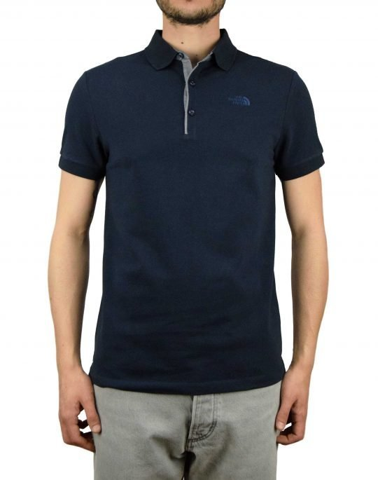 The North Face Premium Polo Pique (T0CEV4H2G) Urban Navy