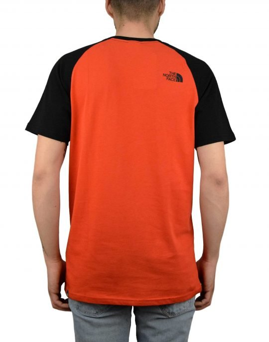 The North Face Raglan Easy Tee (T937FV15Q) Fiery Red