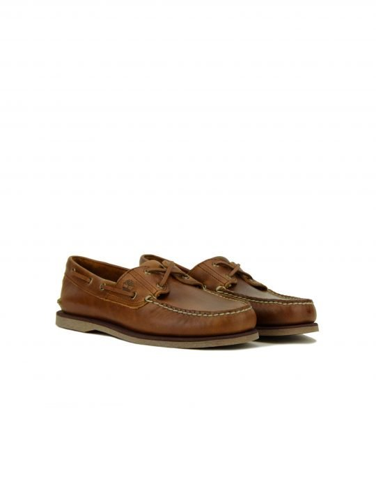 Timberland Classic Boat Shoe MD (TB0A232XF74) Brown Full Grain