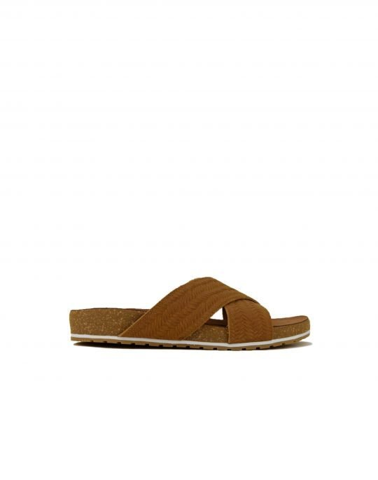 Timberland Malibu Waves Cross Slide (TB0A1U13-F13) Rust