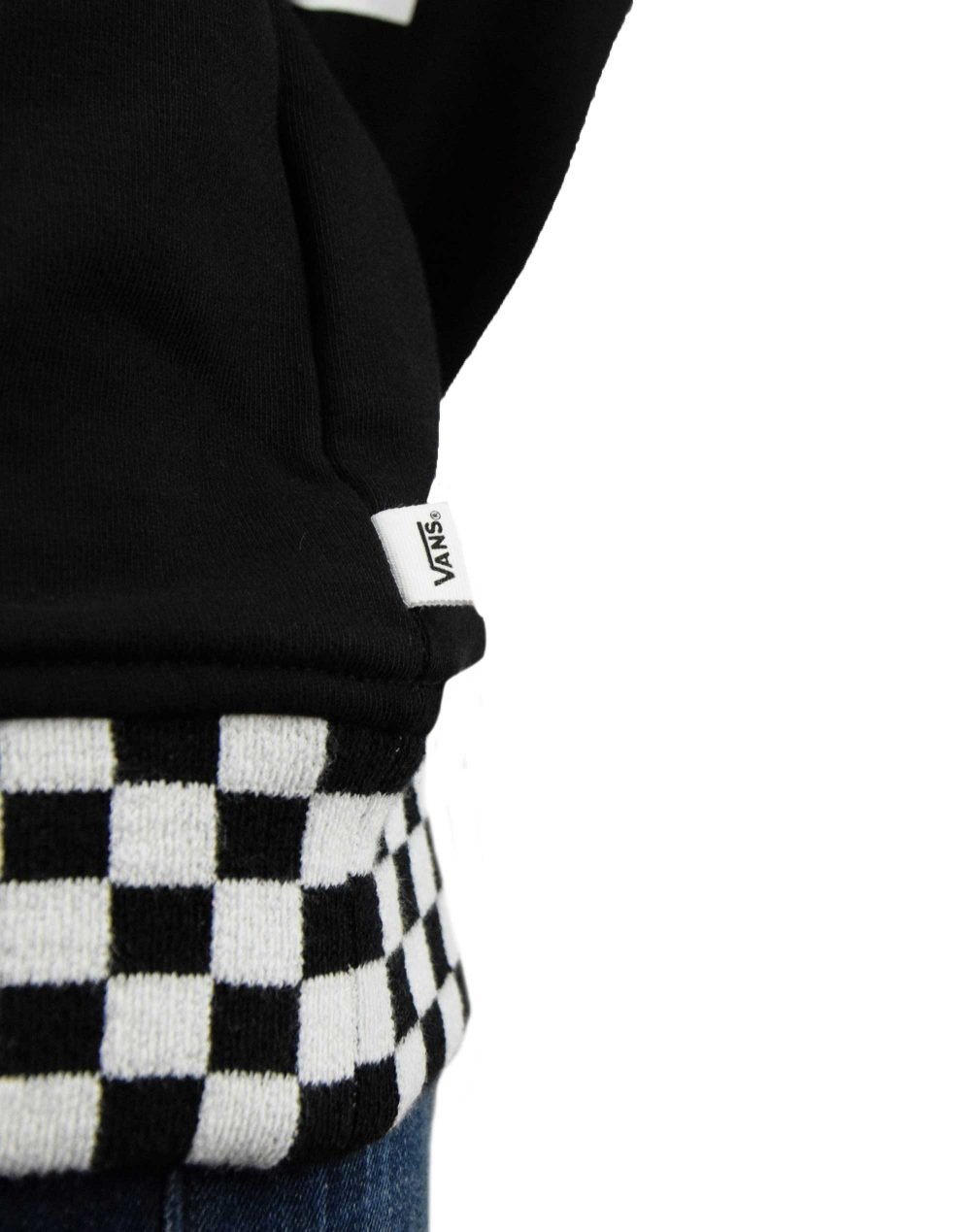 Vans Centrl Hoodie Black (VA4BQSBLK)