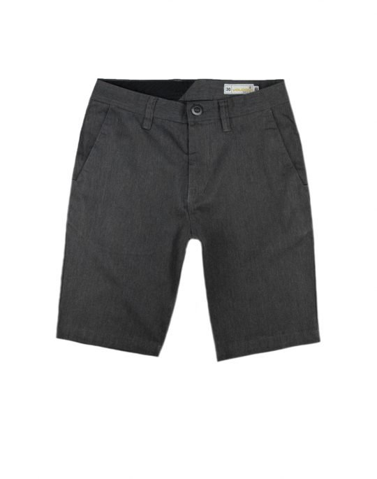 Volcom Frickin Chino Shorts (A0911601) Charcoal Heather