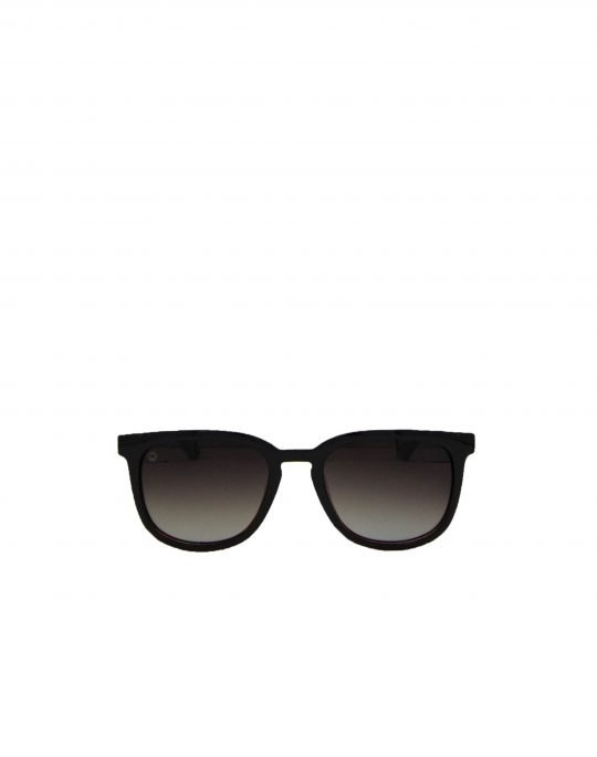 Knockaround Paso Robles Polarized (KNROAG3103 119) Glossy Black Brick